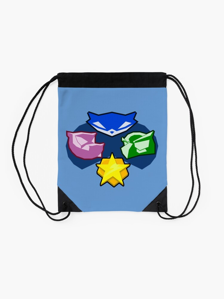 Alternate view of Sly and Co. Gauge 1 Drawstring Bag