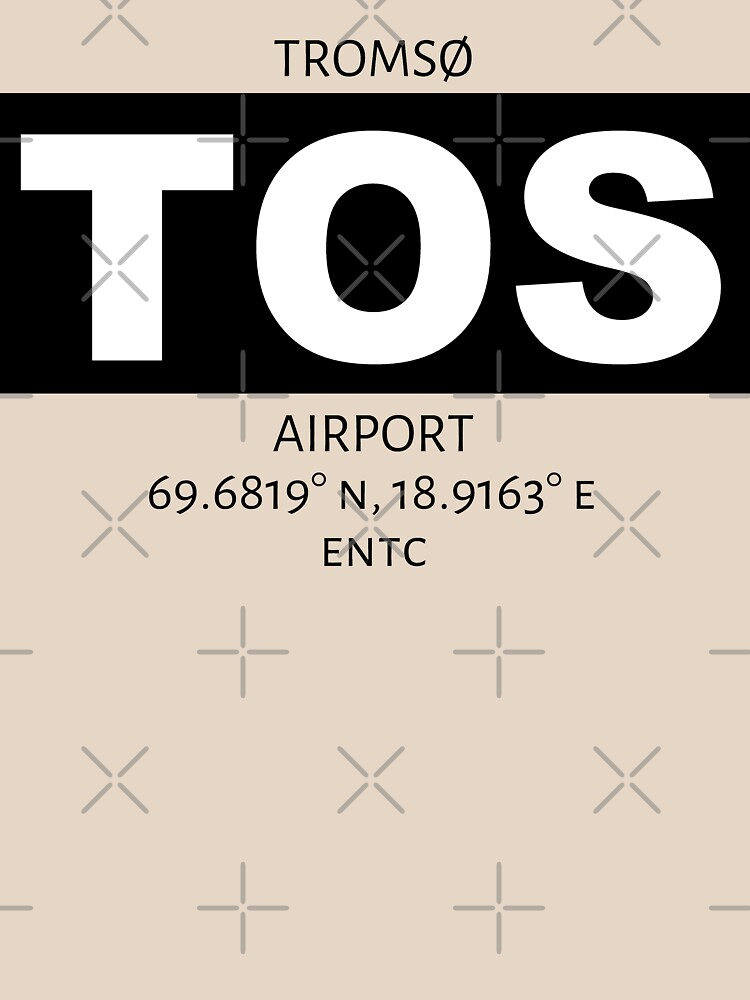 Tromso Airport TOS by AvGeekCentral