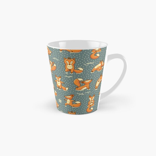 It is a nice day for Yoga Tall Mug