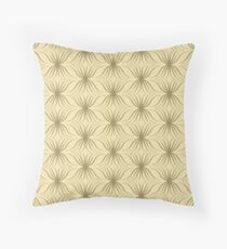Spider abstract Throw Pillow