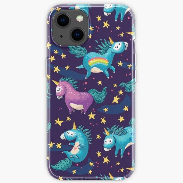 I believe in magic iPhone Soft Case