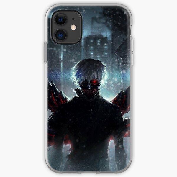 Kaneki iPhone Soft Case