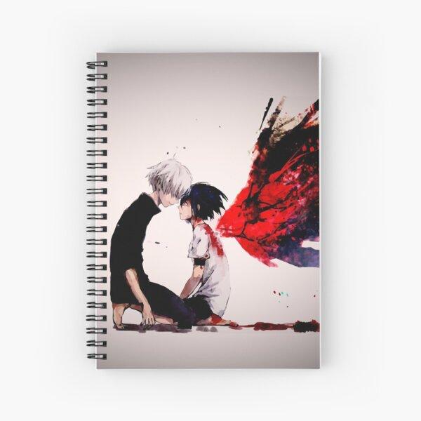 Tokyo Ghoul Ken Touka Cuaderno de espiral