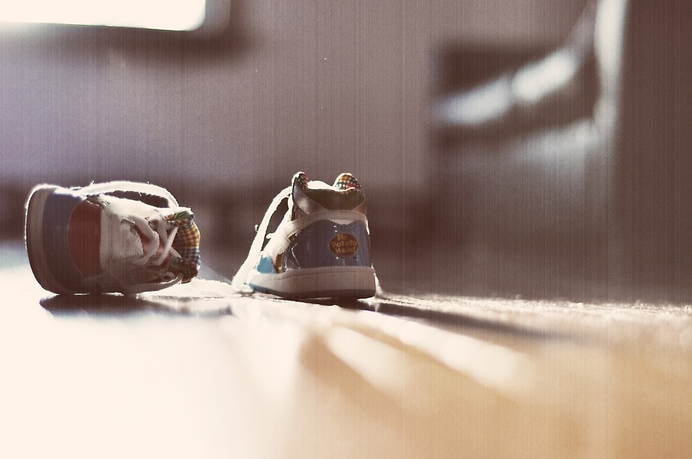 Baby Shoes by chelseemae
