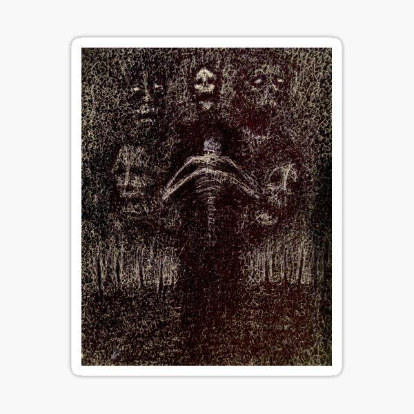 Priestess Sticker
