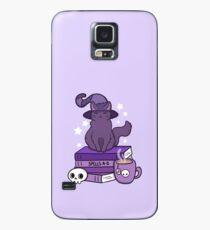 Feline Familiar 02 Case/Skin for Samsung Galaxy