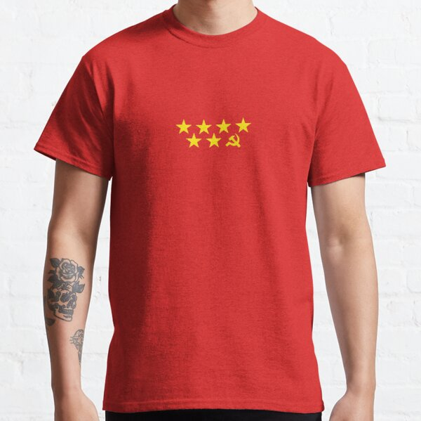 Commune of Madrid Classic T-Shirt