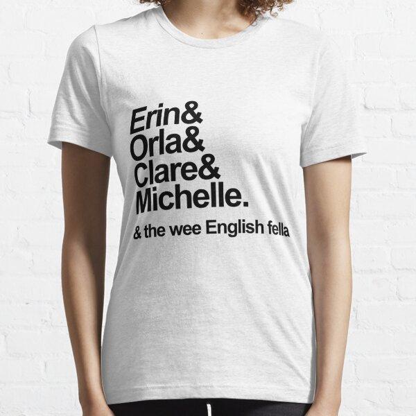 Derry Girls Text Essential T-Shirt