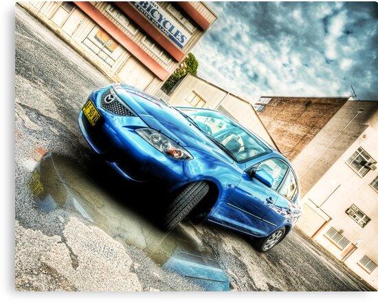 Mazda 3 by Matthew Jones