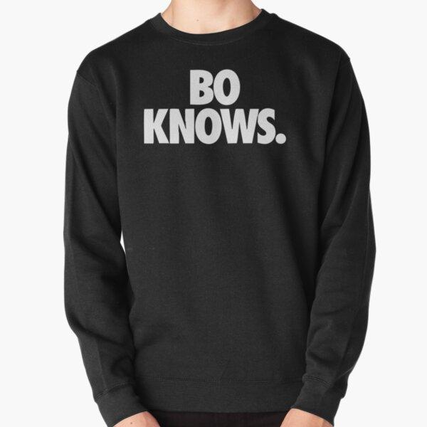 Bo Knows Pullover Sweatshirt