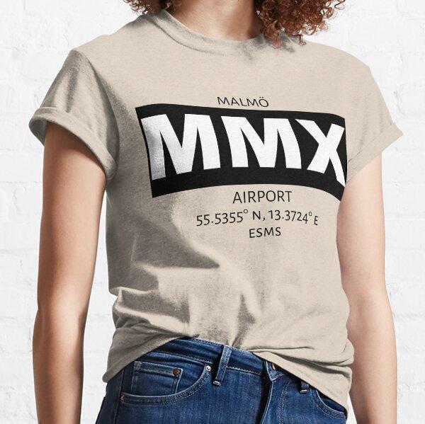 Malmo Airport MMX Classic T-Shirt