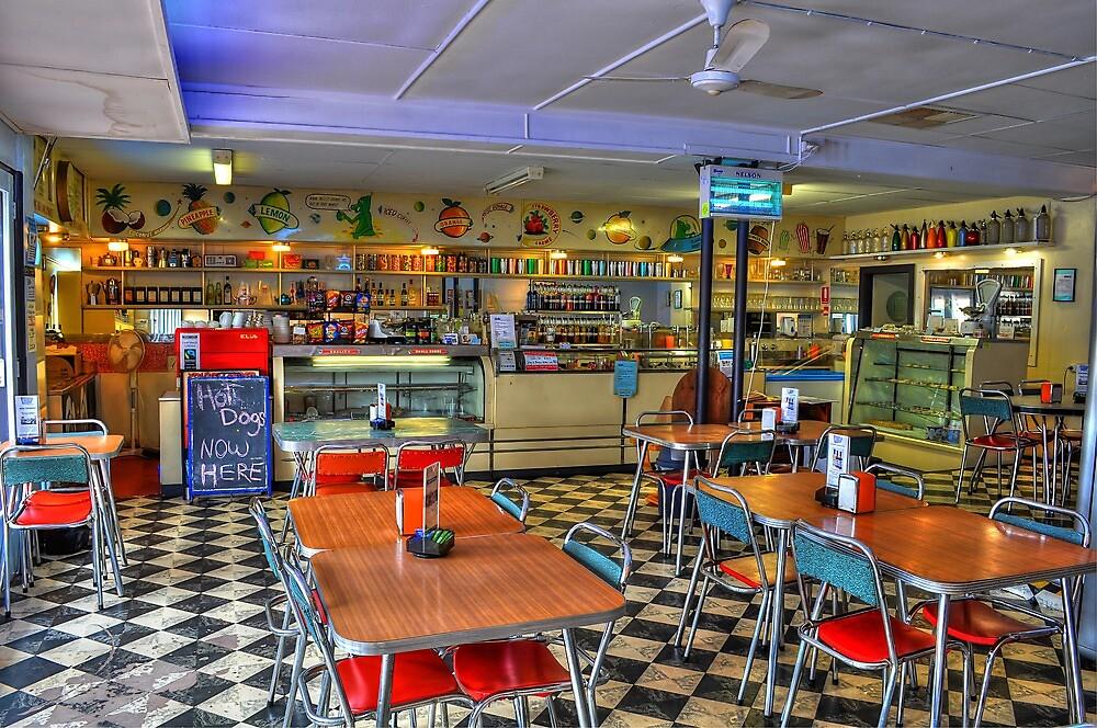 Bells Milk Bar by Rod Wilkinson