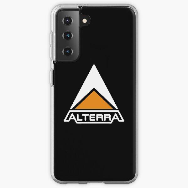 Alterra Logo Samsung Galaxy Soft Case