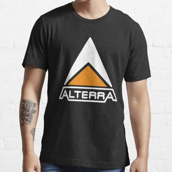 Logo Alterra T-shirt essentiel