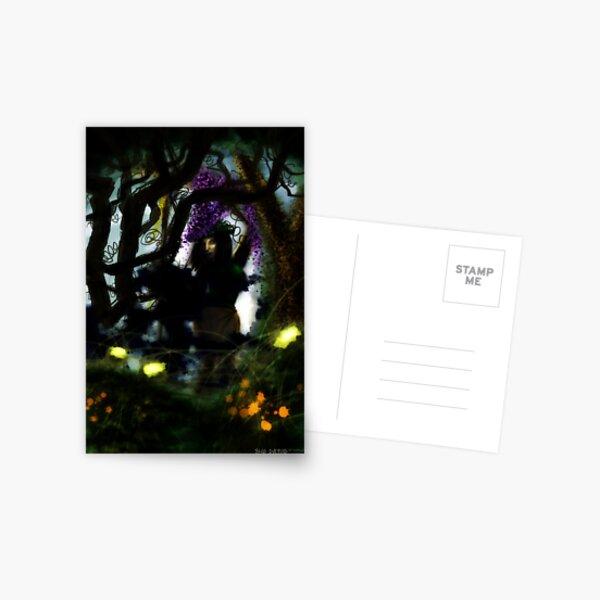 the dryad Postcard