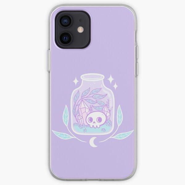 Pastel Terrarium | Nikury iPhone Soft Case
