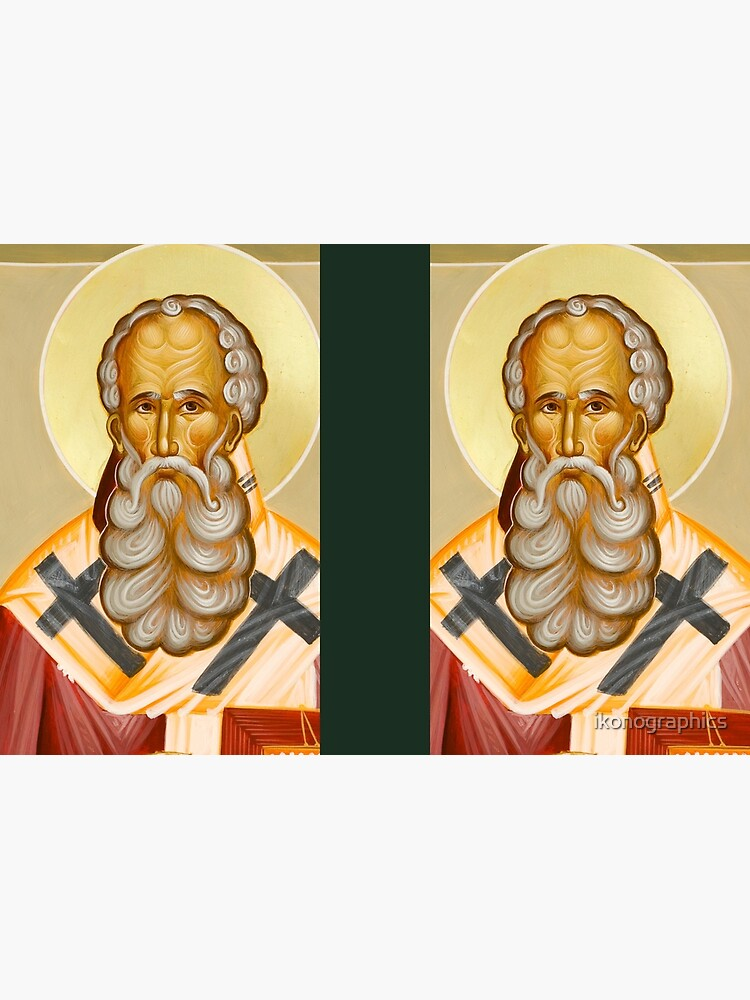 St Athanasios the Great by ikonographics