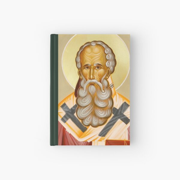 St Athanasios the Great Hardcover Journal