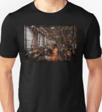 Machinist - A fully functioning machine shop  Unisex T-Shirt