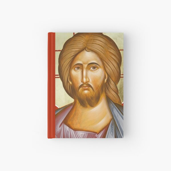 Jesus Christ Hardcover Journal
