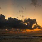 Tanzanian Sunrise Dar es Salaam by Warren. A. Williams