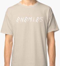 Enemies [Wite] Classic T-Shirt