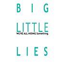 «Todos escondemos algo. Grandes mentiras.» de enami