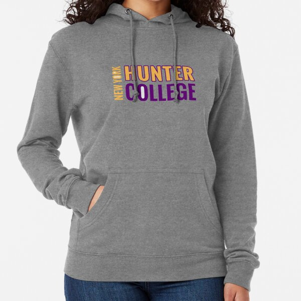 Hunter College Lightweight Hoodie