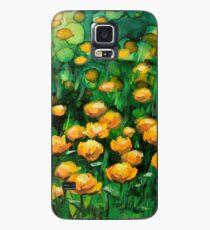 Yellow Blooms. I love Buttercups.  Hülle & Klebefolie für Samsung Galaxy