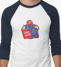 Indoor Adventures Baseball ¾ Sleeve T-Shirt