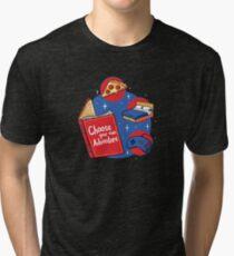 Indoor Adventures Tri-blend T-Shirt