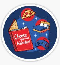 Indoor Adventures Sticker