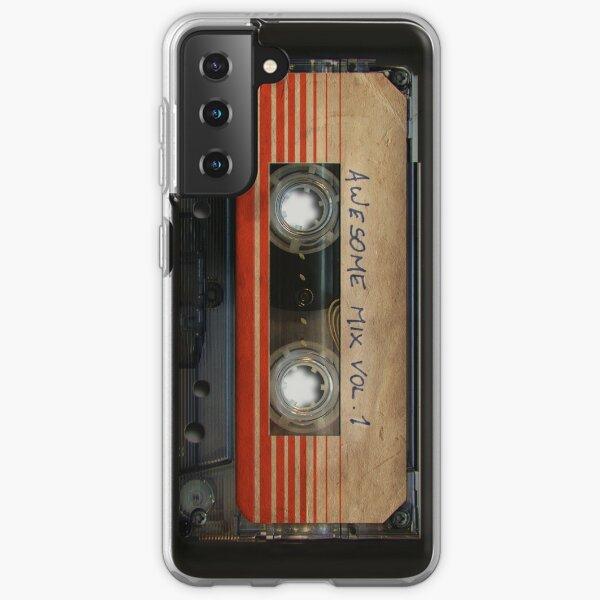 Awesome Mix replica  Samsung Galaxy Soft Case