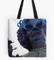 Dame Edna Tote Bag