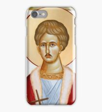 St Chrestos of Preveza the New Martyr iPhone Case/Skin