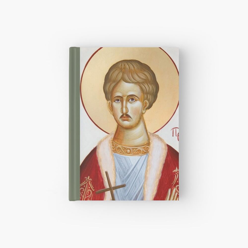 St Chrestos of Preveza the New Martyr Hardcover Journal