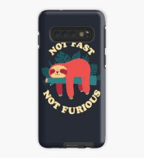 Not Fast, Not Furious Case/Skin for Samsung Galaxy