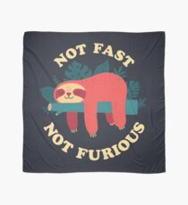 Not Fast, Not Furious Scarf