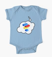 Bricks by Bubble-Tees.com Kids Clothes