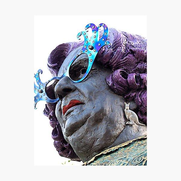 Dame Edna II Photographic Print