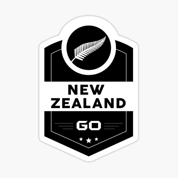 New Zealand Cricket Stickers Redbubble