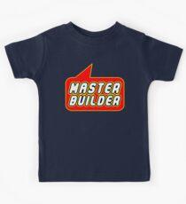 Master Builder, Bubble-Tees.com Kids Tee