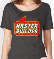 Master Builder, Bubble-Tees.com Women's Relaxed Fit T-Shirt