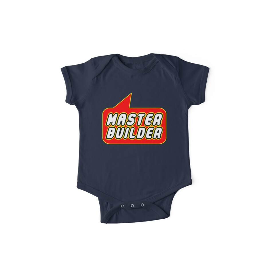 Master Builder, Bubble-Tees.com by Bubble-Tees
