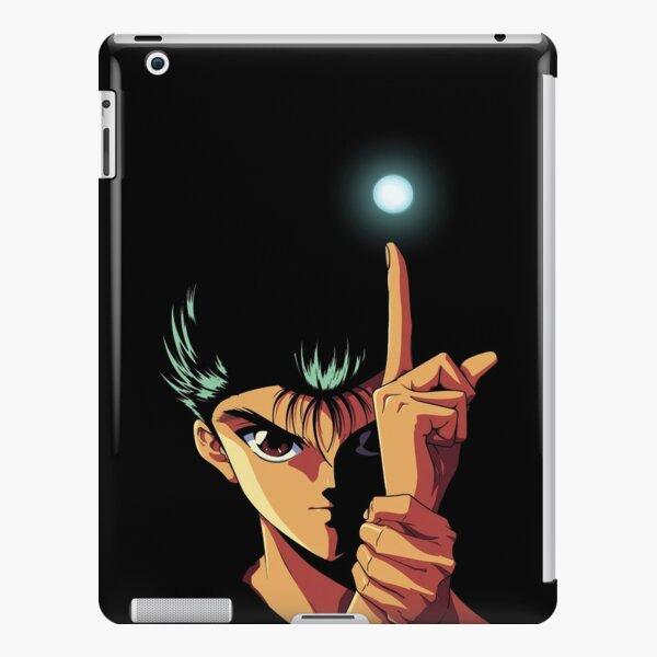 Yusuke Spirit Gun iPad Snap Case