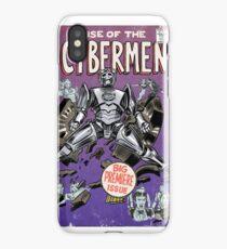Rise of the Cybermen iPhone Case