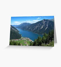Achensee, Austria Greeting Card