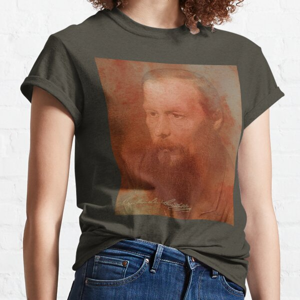 Fyodor Dostoyevsky Classic T-Shirt