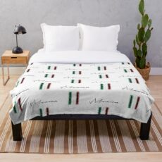 Mexico, Culture Collection Throw Blanket