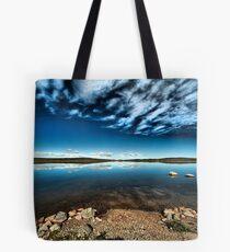 Hardangervidda Blues Tote Bag